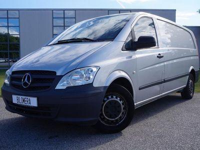 begagnad Mercedes Vito 116 CDI TouchShift Kyl 163