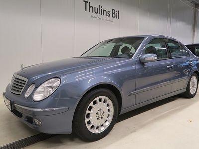 begagnad Mercedes E320 CDI Elegance Aut / Svensksåld / Drag