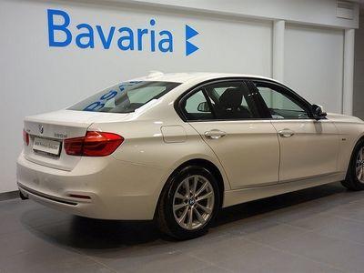 begagnad BMW 320 d xDrive Sedan Model Sport Aut