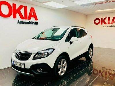 begagnad Opel Mokka 1.7 CDTI ecoFLEX 4x4 Läder Drag 2013, SUV Pris 89 900 kr