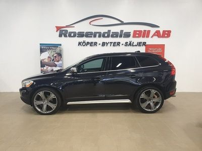 begagnad Volvo XC60 D5 AWD Geartronic Kinetic, R-Design 205hk