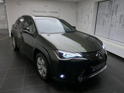 begagnad Lexus UX 250h Comfort Plus Teknik-pkt Navi BSM