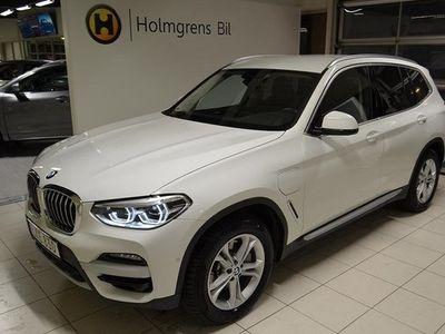 begagnad BMW X3 xDrive30e xLine Navi Fartpilot Drag Backkamera 2020, SUV 664 800 kr