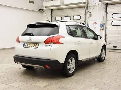 gebraucht Peugeot 2008 1.6 e-HDi 2693MIL ALLURE NAVI PANORAMA
