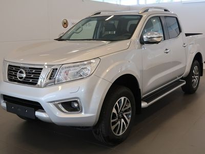 used Nissan Navara Double Cab 2.3 dCi 190hp AT Tekna, Sunroof, Leather seats bedliner DAB