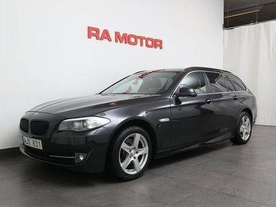 begagnad BMW 520 d Touring Aut 184hk Dragkrok