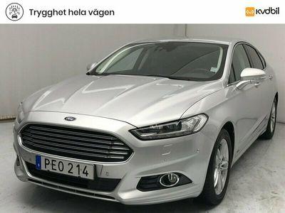 begagnad Ford Mondeo 2.0 TDCi AWD 5dr 2017, Halvkombi Pris 220 000 kr