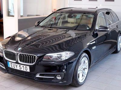 begagnad BMW 525 d Touring Euro 6 218hk