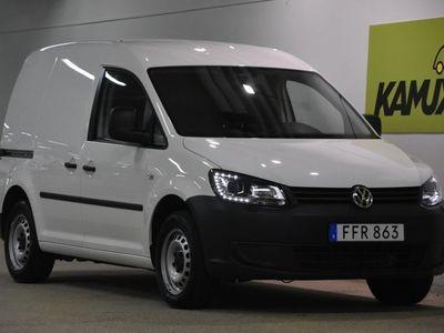 begagnad VW Caddy Panel Van 1.6 TDI D-värm Drag (102hk)