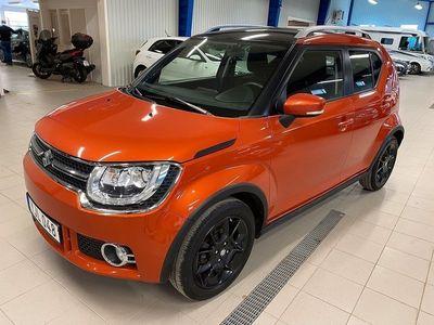 begagnad Suzuki Ignis 1.2 High Executive 4WD Allgrip