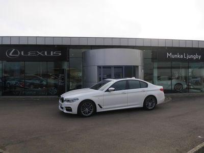gebraucht BMW 530 i Sedan Steptronic M-Sport 252hk