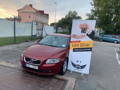 begagnad Volvo S40 1.6 DRIVe Summum 115hk