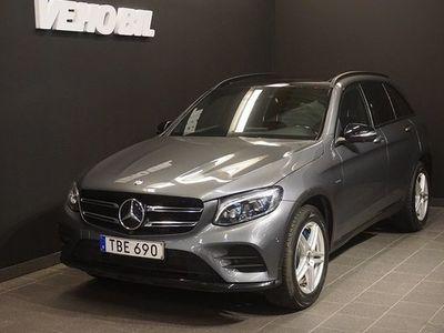 begagnad Mercedes E350 GLC Benz4-Matic AMG 360-Kamera Aut Drag Nav Airmatic 2017, SUV 419 000 kr