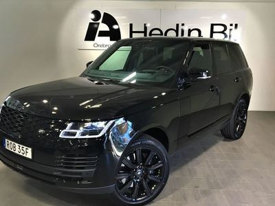 begagnad Land Rover Range Rover VOGUE PHEV 404 WESTMINSTER BLACK