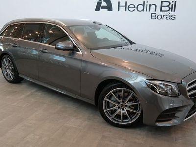 begagnad Mercedes E220 KOMBI AMG-line // DEMOBIL //