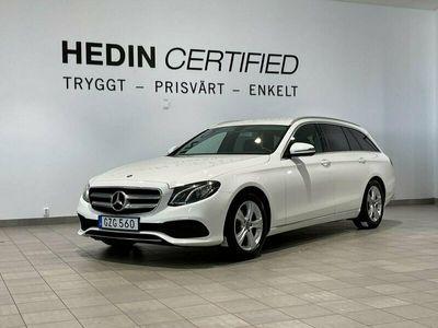 begagnad Mercedes E200 Drag, D-Värm, Ny Serv