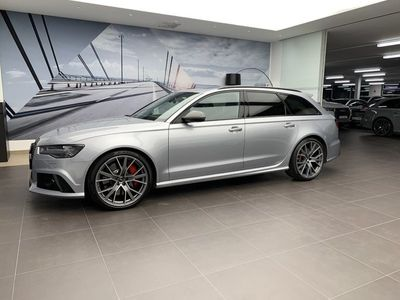 begagnad Audi RS6 Avant Performance 4.0 605HK TFSI quattro
