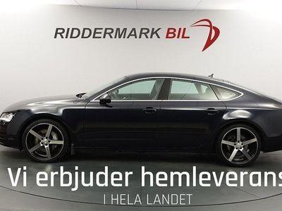 begagnad Audi A7 Sportback 3.0 TDI 313hk NAVI HELFÖRSÄKRING 295/MÅN