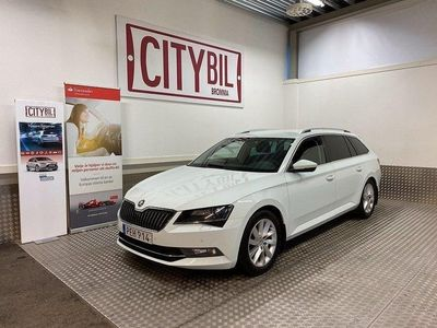 begagnad Skoda Superb Combi TDI 190hk DSG Business Dra