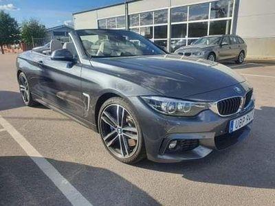 begagnad BMW 430 i Convertible M-Sport Euro 6 252hk