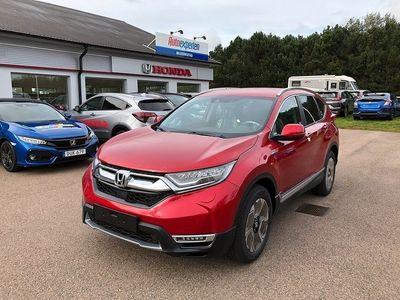 begagnad Honda CR-V 2,0 Hybrid AWD Lifestyle OMG LEV