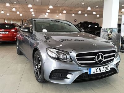 begagnad Mercedes E300 Plug In/SE-Edition/AMG/Night Package/Demobil