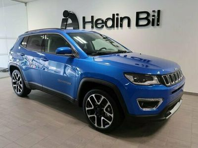 begagnad Jeep Compass LIMITED 1.3 T4 150HK