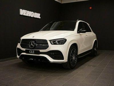 begagnad Mercedes GLE400 d 4M 4MATIC 9G-Tronic Euro 6 7-sits 330hk