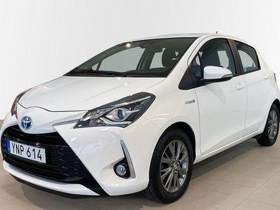 begagnad Toyota Yaris Hybrid 1.5 HSD 5-D ACTIVE 2017, Halvkombi 149 900 kr