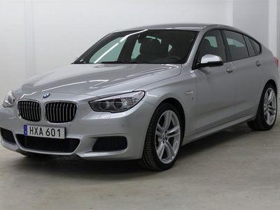 gebraucht BMW 530 Gran Turismo d xDrive M-Sport, Dieselvärmare, Drag, Navigation