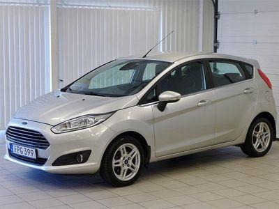 begagnad Ford Fiesta 1.0 EcoBoost | 100hk | 5-dörrar