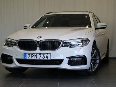 begagnad BMW 530 i xDrive Touring Innovation Edition Panorama 252hk