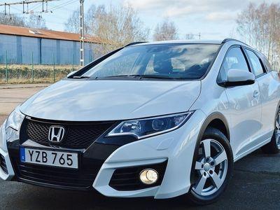 gebraucht Honda Civic Tourer 1,6 i-DTEC * 1200 Mil *EU6