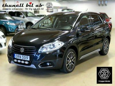 begagnad Suzuki SX4 S-Cross 1.6D 4x4 High Executive 120 hk Drag M-värm