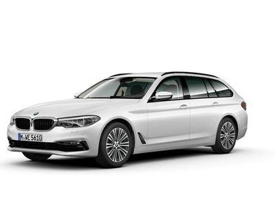 begagnad BMW 520 d xDrive Sedan Sport Line * Winter Deal