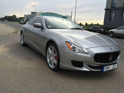 begagnad Maserati Quattroporte SQ4 410HK