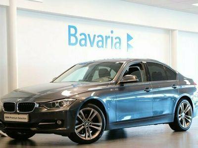 begagnad BMW 320 d xDrive Sedan Aut Sport Line Drag Nav HiFi