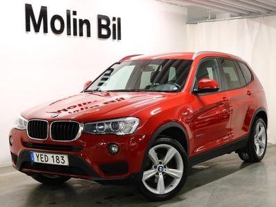 begagnad BMW X3 xDrive20d Drag