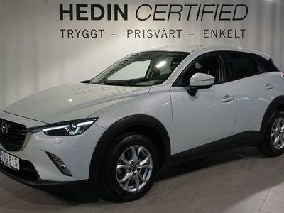 begagnad Mazda CX-3 2.0 SKYACTIV-G Aut 120hk