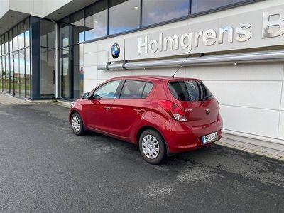 begagnad Hyundai i20 1.2 Go Edition 2014, Halvkombi 69 900 kr