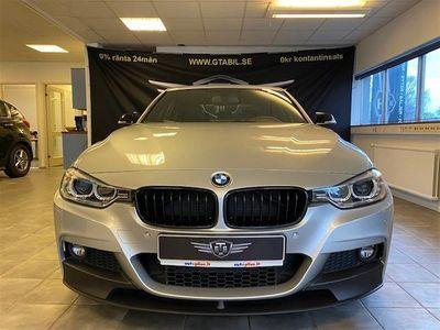 begagnad BMW 330 i M-sport Steptronic 252Hk