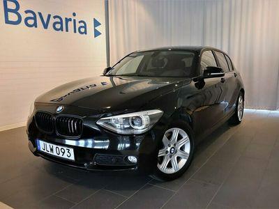 begagnad BMW 118 d xDrive 5-door Dragkrok Motor- och kupévärmare