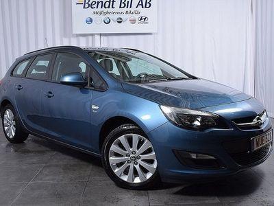 begagnad Opel Astra Kombi 1,4 Turbo RÄNTA 2014, Kombi 149 500 kr