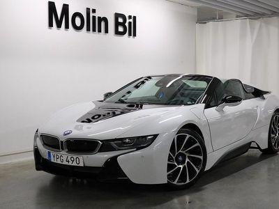 begagnad BMW i8 Roadster / HUD / Harman/Kardon