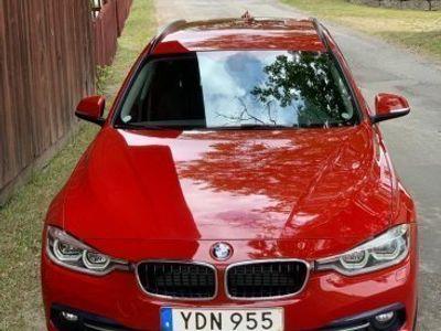 begagnad BMW 320 d xDrive Sportline -16