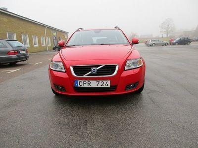 begagnad Volvo V50 1,6 DIESEL DRIVE