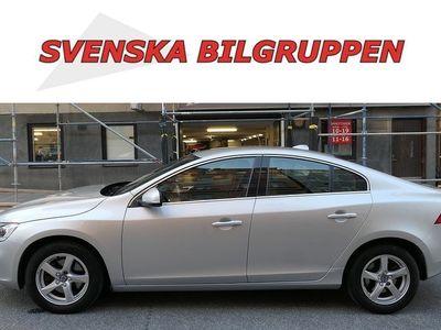 begagnad Volvo S60 D4 Momentum Aut VoC Blis LM S+V