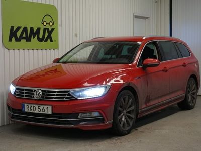 begagnad VW Passat 2.0 TDI | R-Line | 4Motion | Executive | (190hk)