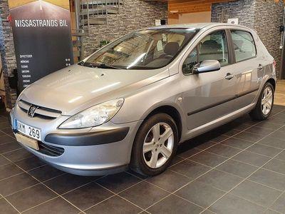 begagnad Peugeot 307 5-dörrar 2.0 XS (0 ränta 36 mån)