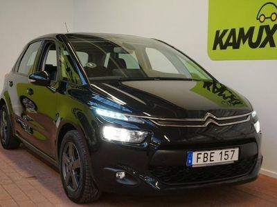 begagnad Citroën C4 Picasso 1.6 HDi Aut Fri Hemleverans